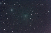 Comet 103P/Hartley animated